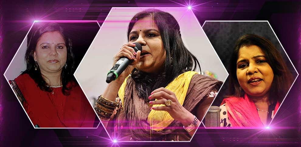 Sadhana Sargam Karaoke Tracks
