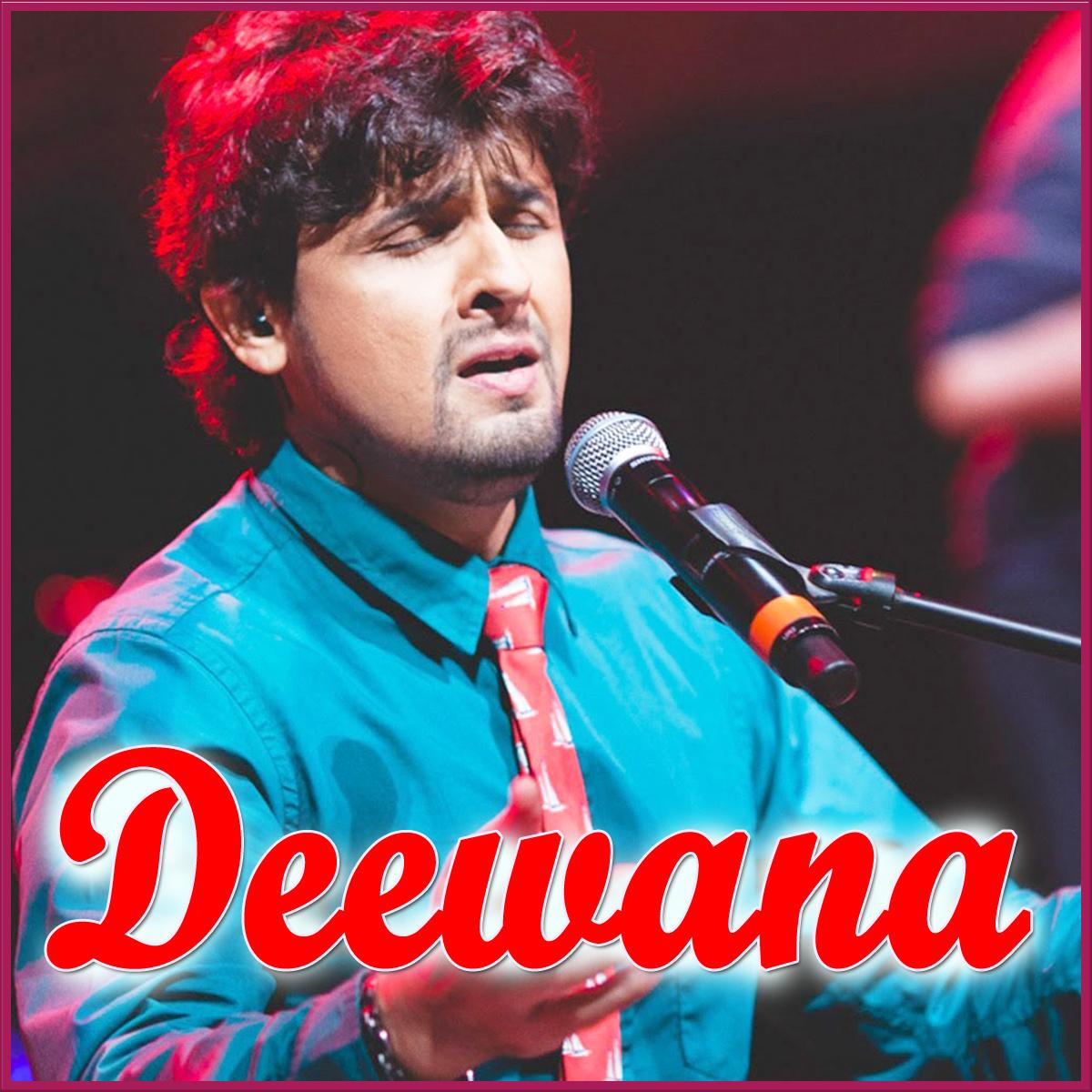 Sonu Nigam | Download Bollywood Karaoke Songs |