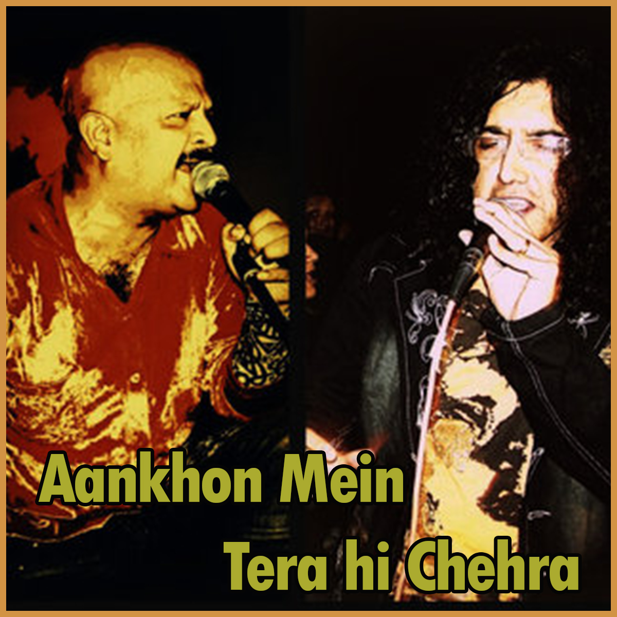 AANKHON MEIN TERA HI CHEHRA lyrics from Aankhon Mein Tera ...