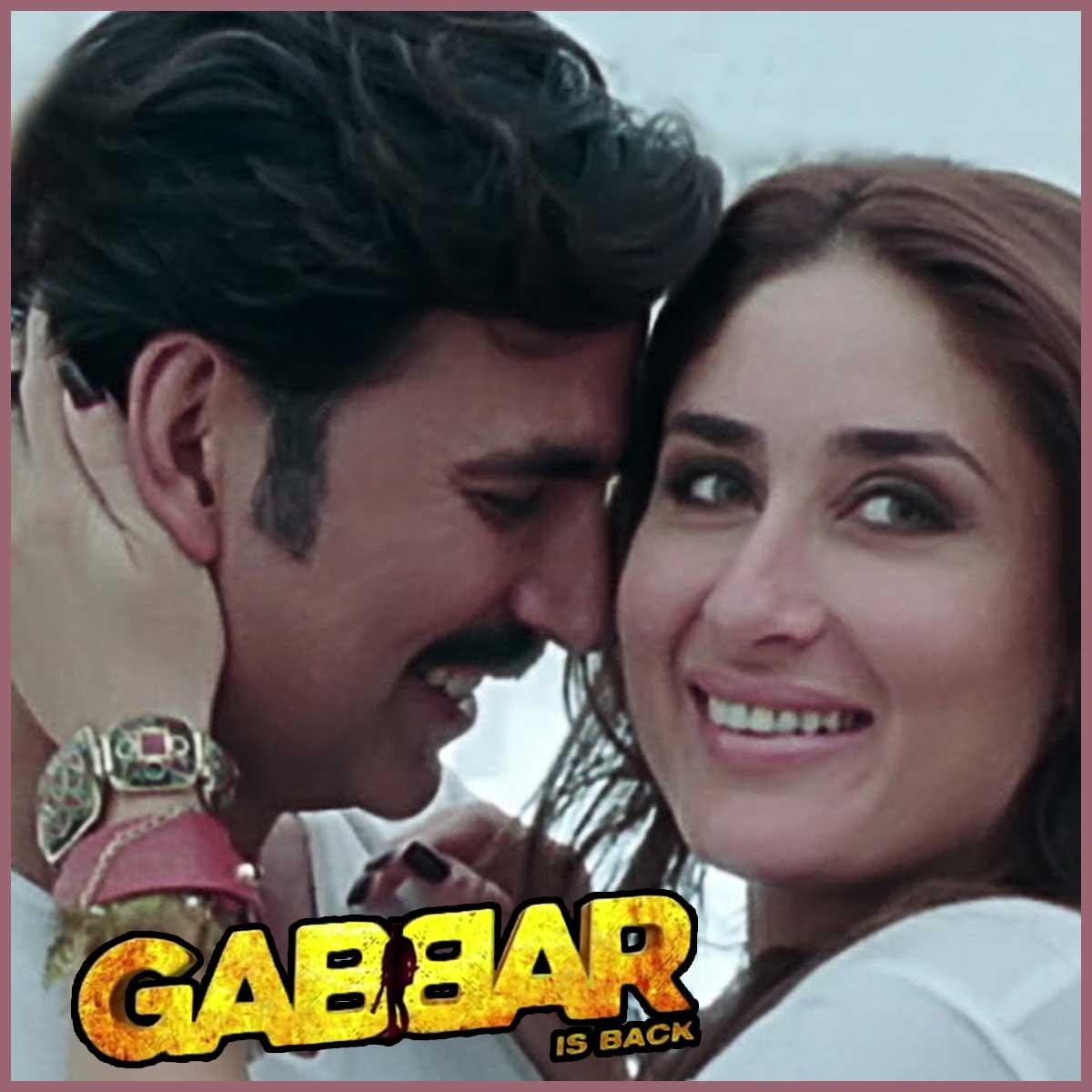 teri meri kahaani karaoke with lyrics | gabbar is back karaoke