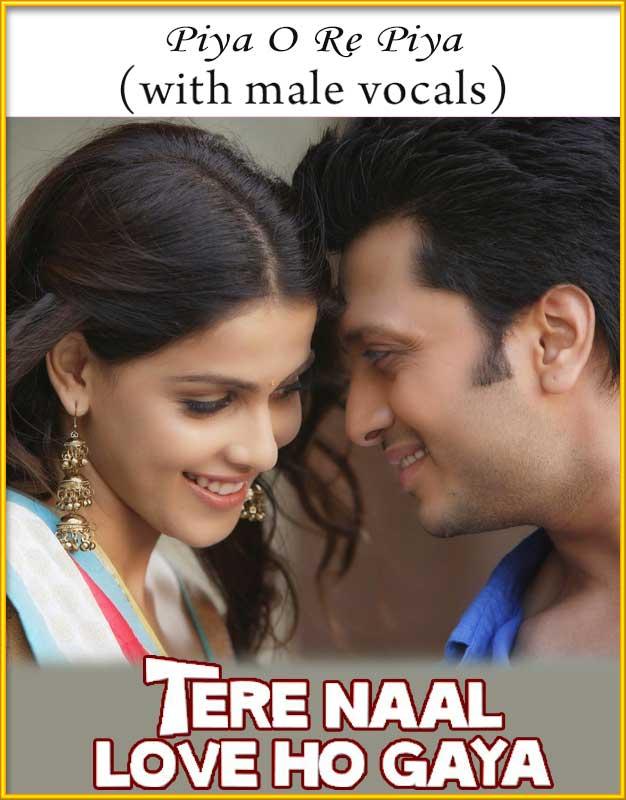 Hindi Film Tere Naal Love Ho Gaya Mp3 Songs Download