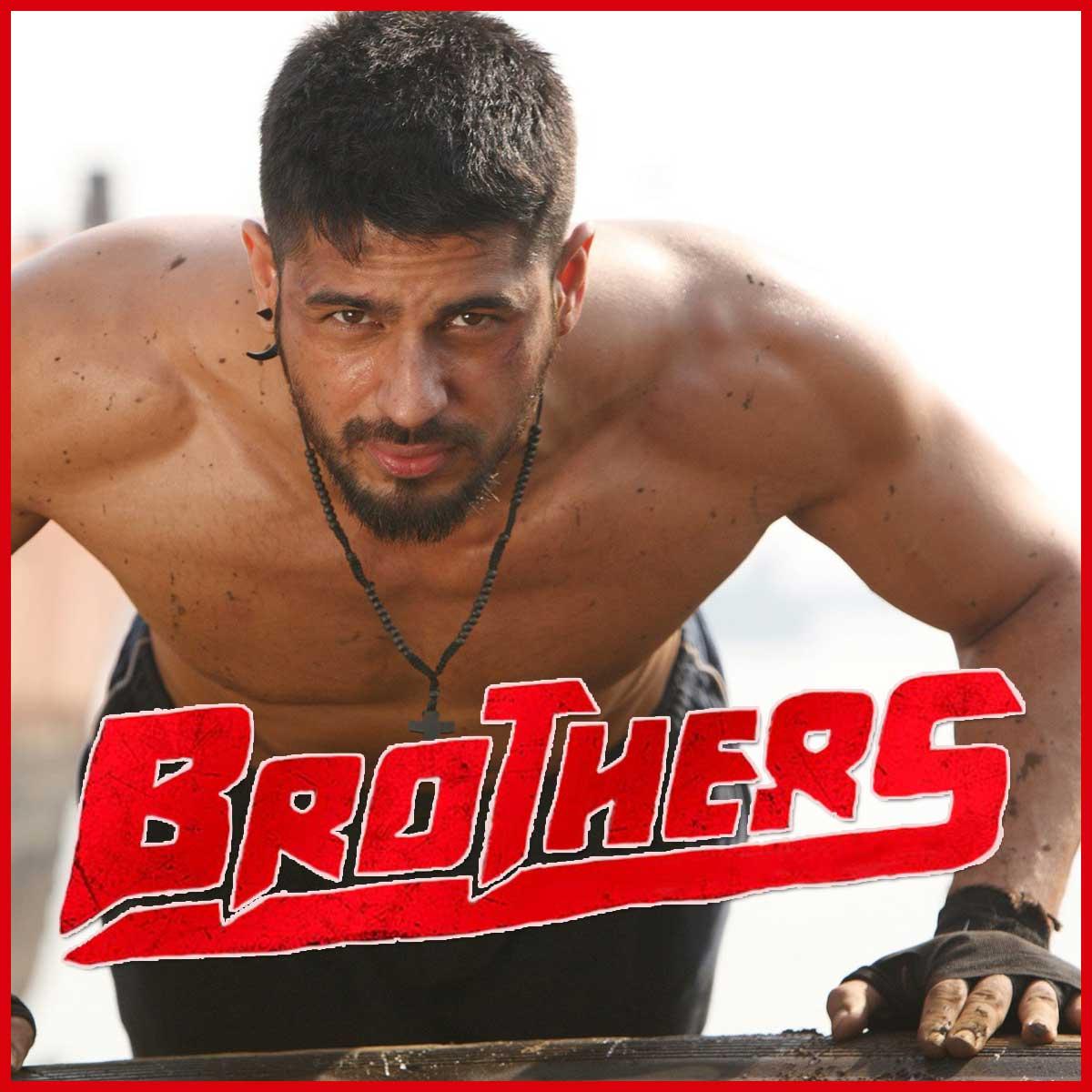 Gaaye Ja (Female Version) - Brothers (MP3 And Video Karaoke Format)