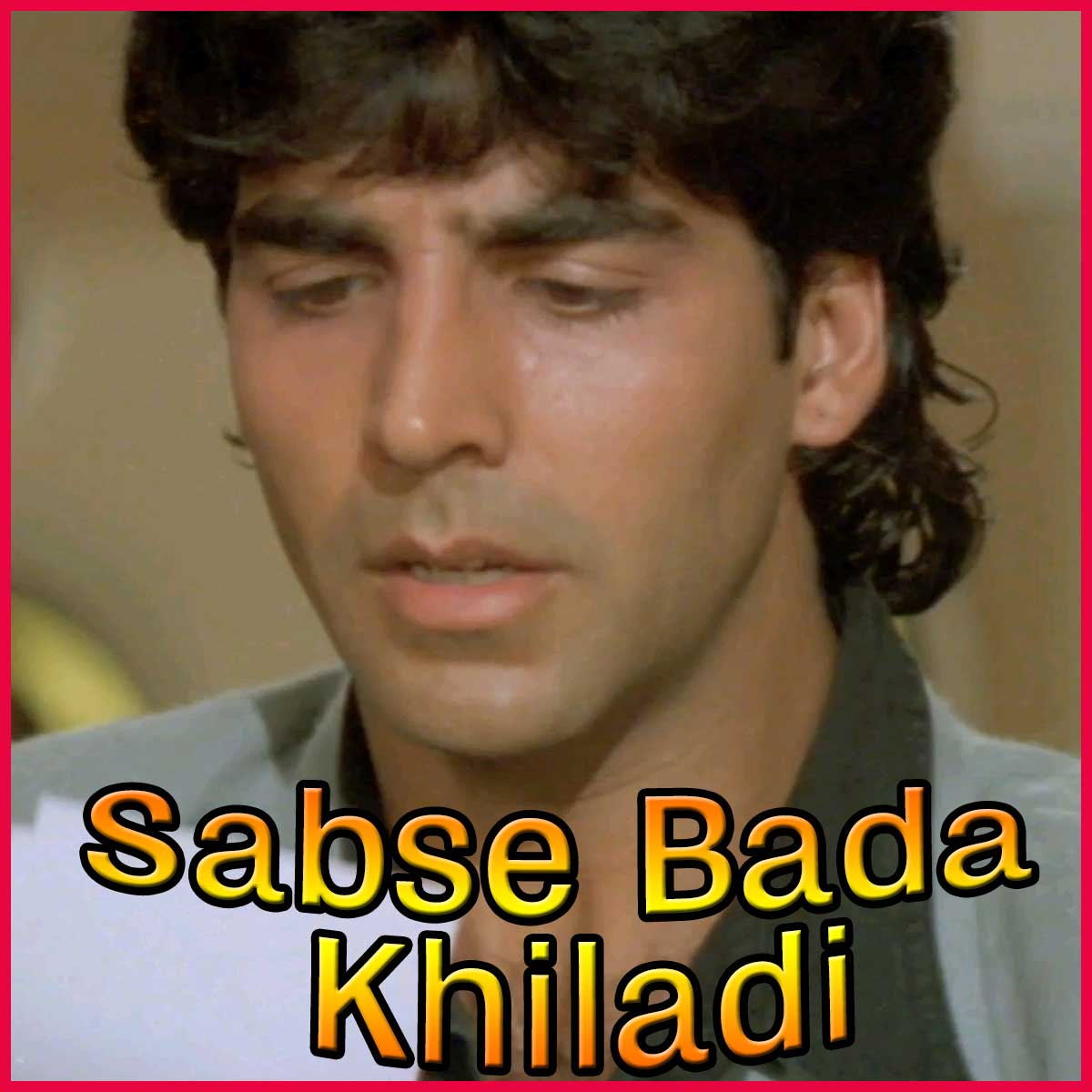 Tu Hai Aandhi Video Karaoke With Lyrics Sabse Bada Khiladi Video Karaoke