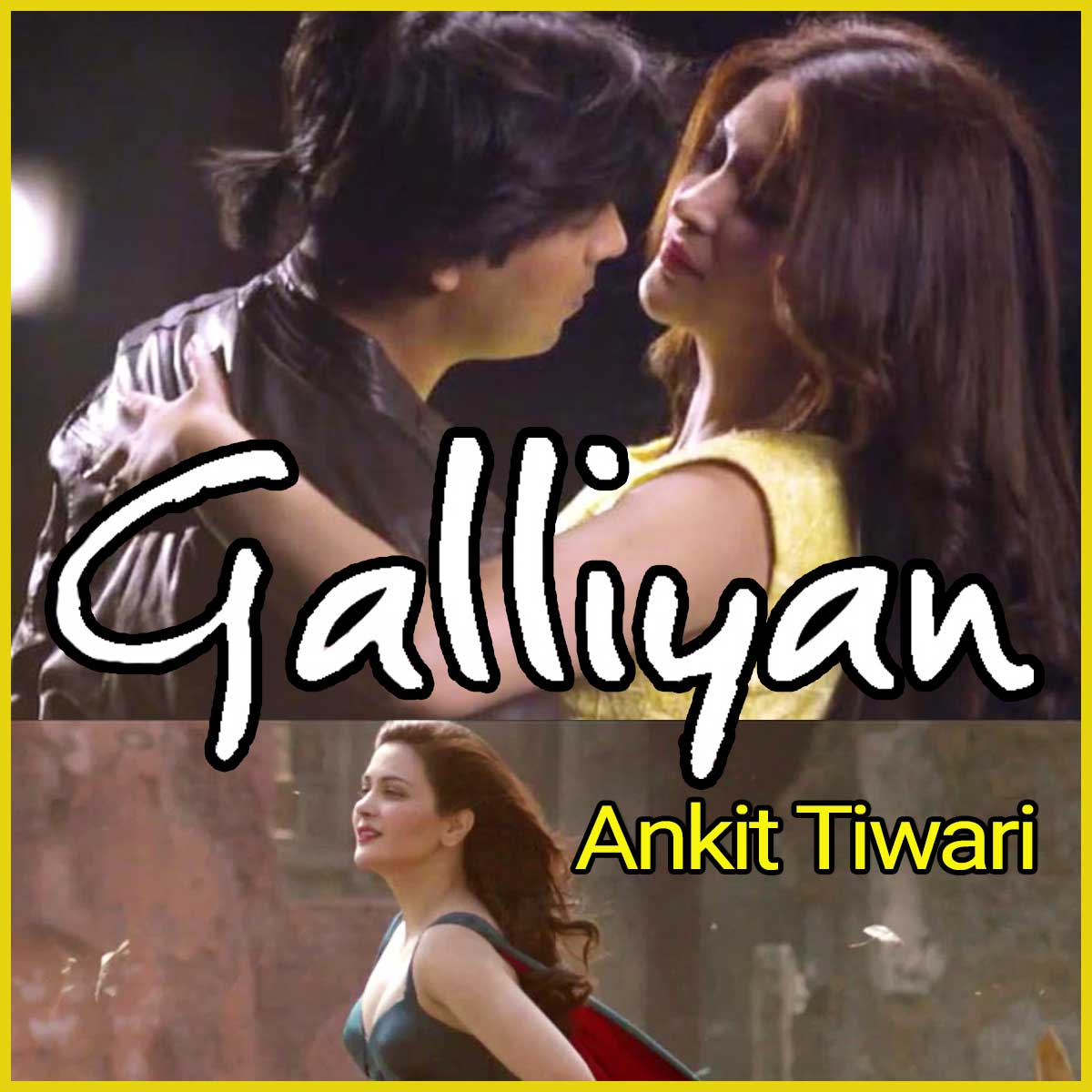Aa Aa Jaane Jaana New Version Mp3 Download: Galliyan Reprise Version Video Karaoke With Lyrics