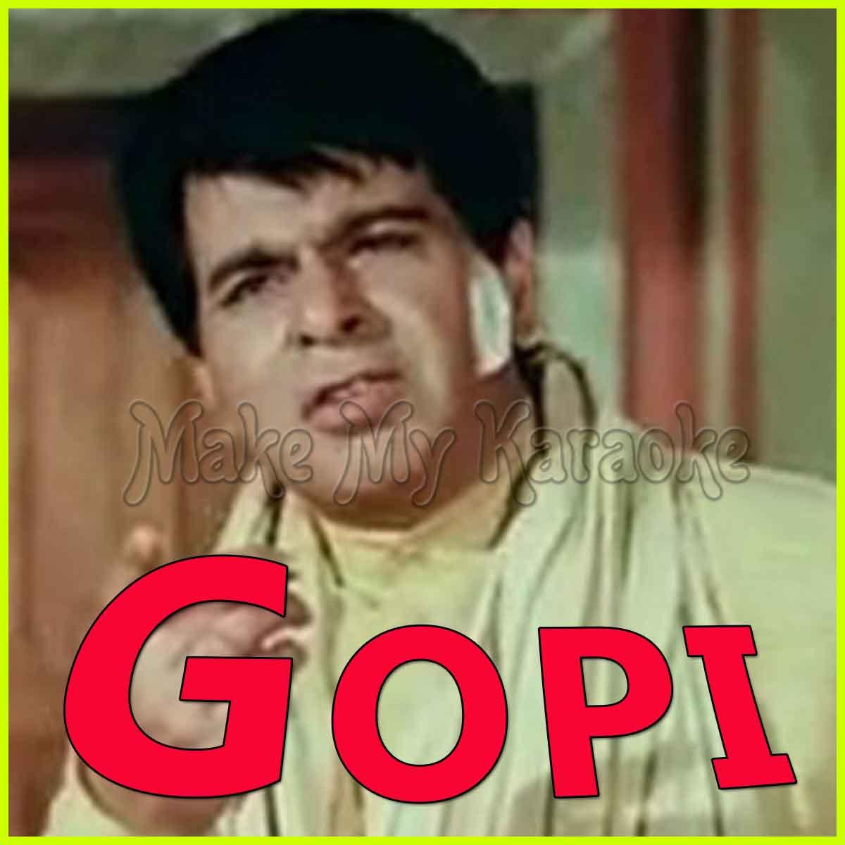 AKELE HI AKELE CHALA HAI KAHAN - (Gopi - 1970) - video ...