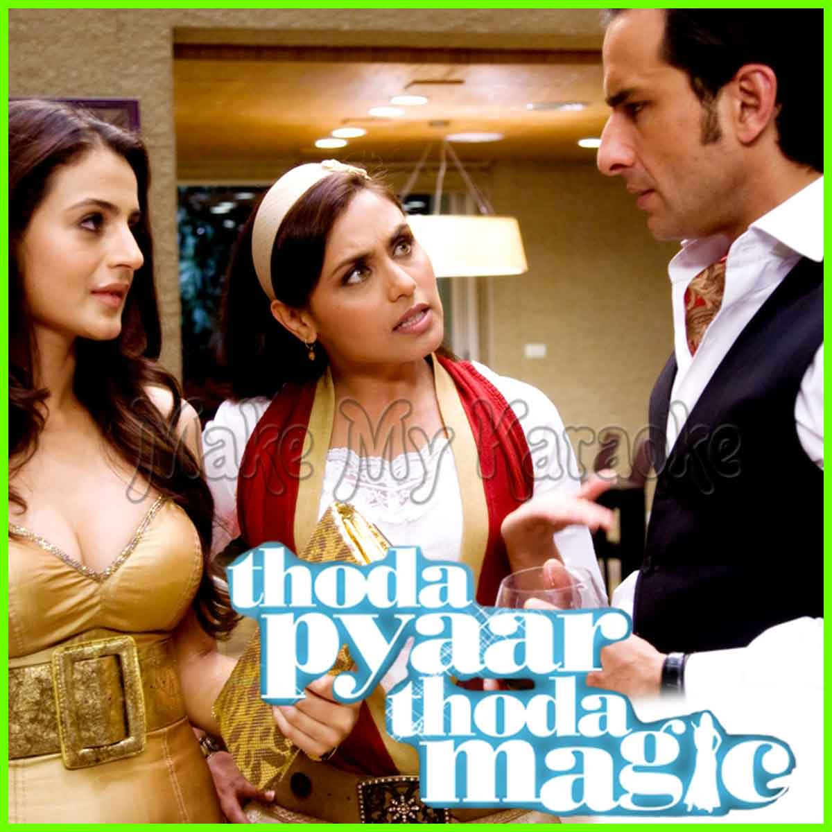 Hindi Movies Thoda Pyar Thoda Magic