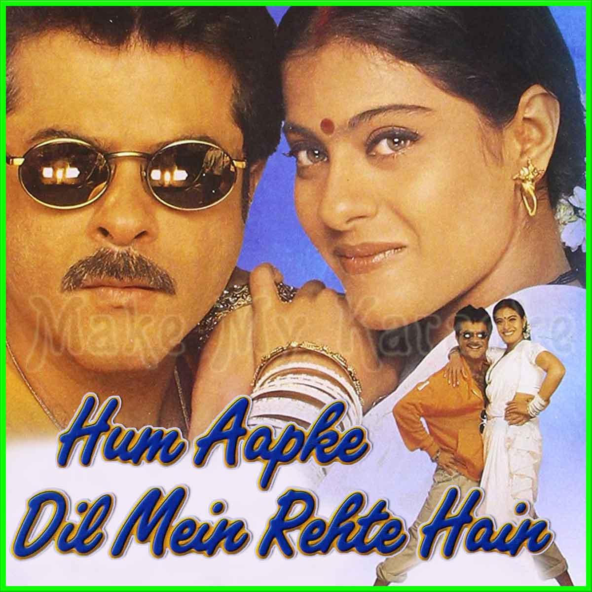 Zara Aankhon Mein Kajal - Hum Aapke Dil Mein Rehte Hain (MP3 Format)