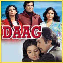 Mere Dil Mein Aaj Kya Hai - Daag (MP3 and Video Karaoke Format)