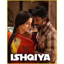 Dil To Baccha Hai Ji (Remix) - Ishqiya (MP3 and Video Karaoke Format)