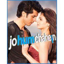 Ishq Hothon Se To Hota Nahi Bayan - Jo Hum Chahein (MP3 and Video-Karaoke Format)