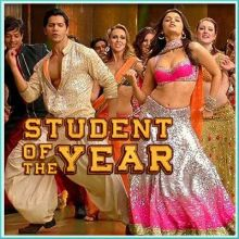 Radha - Student of The Year (MP3 and Video Karaoke Format)