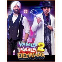 Yamla Pagla Deewana  -  Yamla Pagla Deewana-2 (MP3 and Video Karaoke Format)