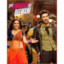 Ghagra - Yeh Jawaani Hai Deewani (Mp3 and Video Karaoke Format)