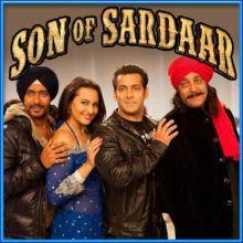 Son of Sardaar - Son Of Sardar (MP3 and Video-Karaoke  Format)