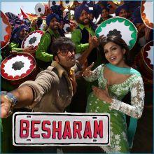 Aa Re Aa re  - Besharam (MP3 Format)