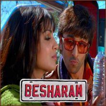 Dil Ka Jo Haal Hai  - Besharam (MP3 And Video Karaoke Format)