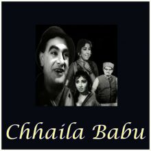 Kyun Jhuki Jhuki Hain Palkein - Chhaila Babu (MP3 and Video Karaoke Format)