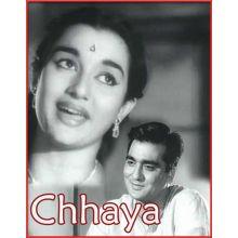Itna Na Mujhse Tu Pyaar Badha - Chhaya (MP3 and Video Karaoke Format)
