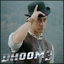 Bande Hain Hum Uske - Dhoom 3 (MP3 And Video Karaoke Format)