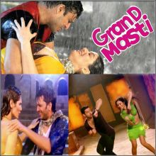 Tu Bhi Mood Mein  - Grand Masti (MP3 And Video-Karaoke Format)