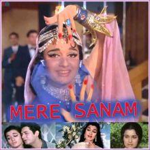 Jaaiye Aap Kahan Jayenge - Mere Sanam (MP3 And Video Karaoke Format)