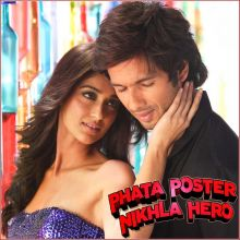 Main Rang Sharbaton Ka - Phata Poster Nikla Hero (MP3 And Video Karaoke Format)