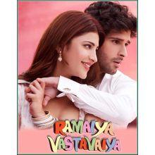 Rang Jo Lagyo - Ramaiya Vastavaiyan (MP3 and Video Karaoke Format)