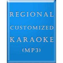 Regional Customized Karaoke (MP3)