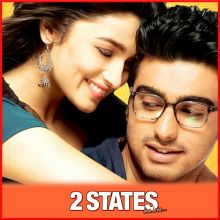 Hulla Re - 2 States (MP3 And Video-Karaoke Format)