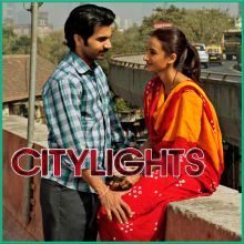 Muskuraane Ki Wajah - CityLights (MP3 And Video Karaoke Format)