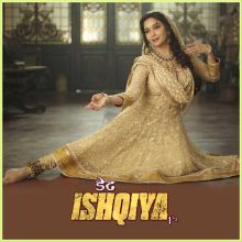 Jagaave Saari Raina - Dedh Ishqiya (MP3 And Video Karaoke Format)