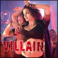 Awari - Ek Villain (MP3 And Video Karaoke Format)