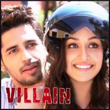 Hamdard - Ek Villain (MP3 And Video Karaoke Format)