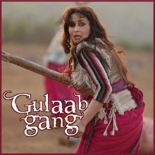 Dheemi Dheemi - Gulaab Gang (MP3 And Video Karaoke Format)