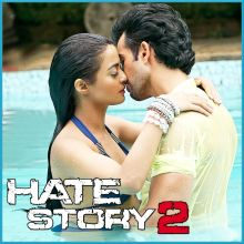 Kabhi Aayine Pe Likha Tujhe - Hate Story-2 (MP3 And Video Karaoke Format)