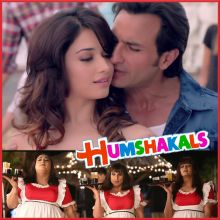Khol De Dil Ki Khidki - Humshakals (MP3 And Video Karaoke Format)