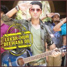 Tu Shining - Lekar Hum Deewana Dil (MP3 And Video-Karaoke Format)