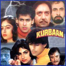 Yeh Dharti Chand Sitare - Kurbaan (MP3 And Video Karaoke Format)