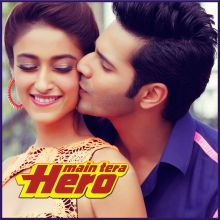 Palat (Tera Hero Idhar Hai) - Main Tera Hero (MP3 And Video Karaoke Format)