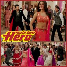 Shanivaar Raati - Main Tera Hero (MP3 And Video Karaoke Format)