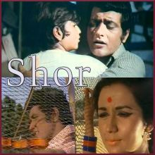 Ek Pyar Ka Naghma Hai - Shor (MP3 And Video Karaoke Format)