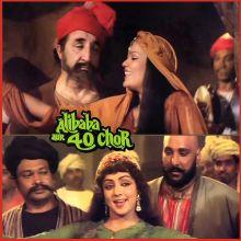 Khatooba - Ali Baba Aur 40 Chor (MP3 and Video Karaoke Format)