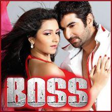 Mon Majhi Re  - Boss (MP3 Format)