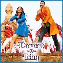 Jaadu Tone Waaliyan - Daawat-E-Ishq (MP3 And Video-Karaoke Format)