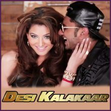 Love Dose - Desi Kalakaar (MP3 And Video Karaoke Format)