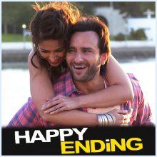 Jaisa Mera tu - Happy Ending (MP3 And Video Karaoke Format)