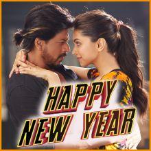 Manwa Laage - Happy New Year (MP3 And Video Karaoke Format)