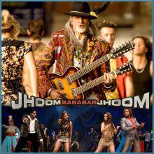 Jhoom Barabar Jhoom Remix - Remix (Video Karaoke Format)
