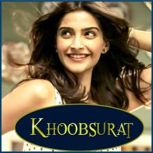 Engine Ki Seeti - Khoobsurat (MP3 And Video Karaoke Format)