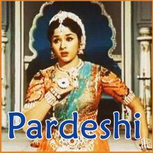 Nadir Deem Tana De Re Na - Pardeshi